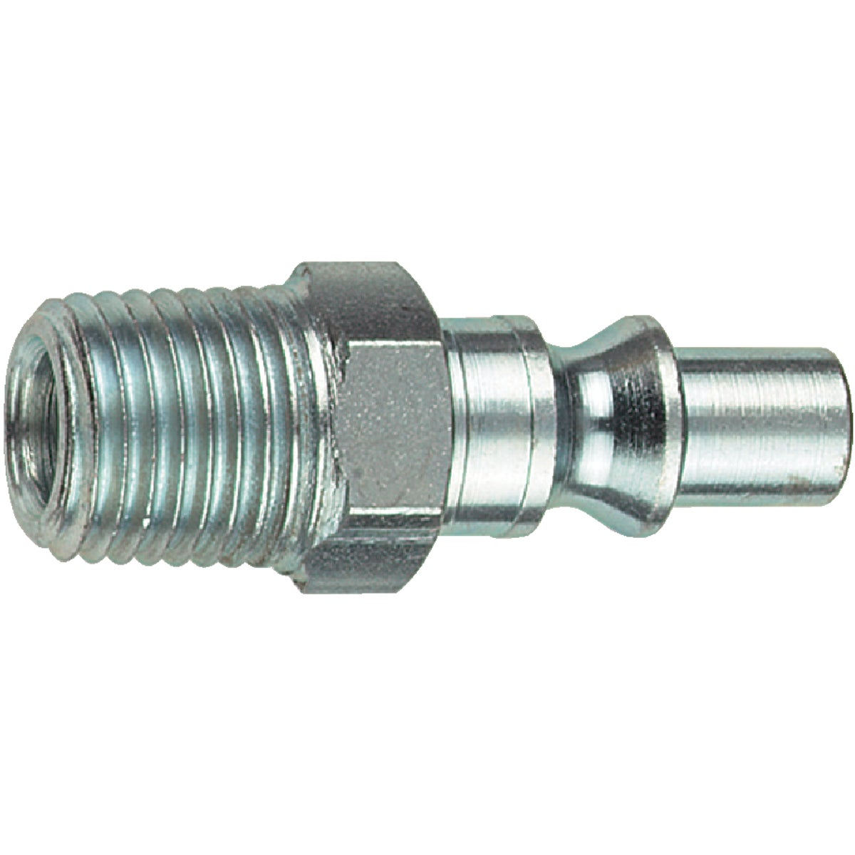 "1/4"" ARO MALE PLUG - 12-325 by Plews  Lubrimatic"