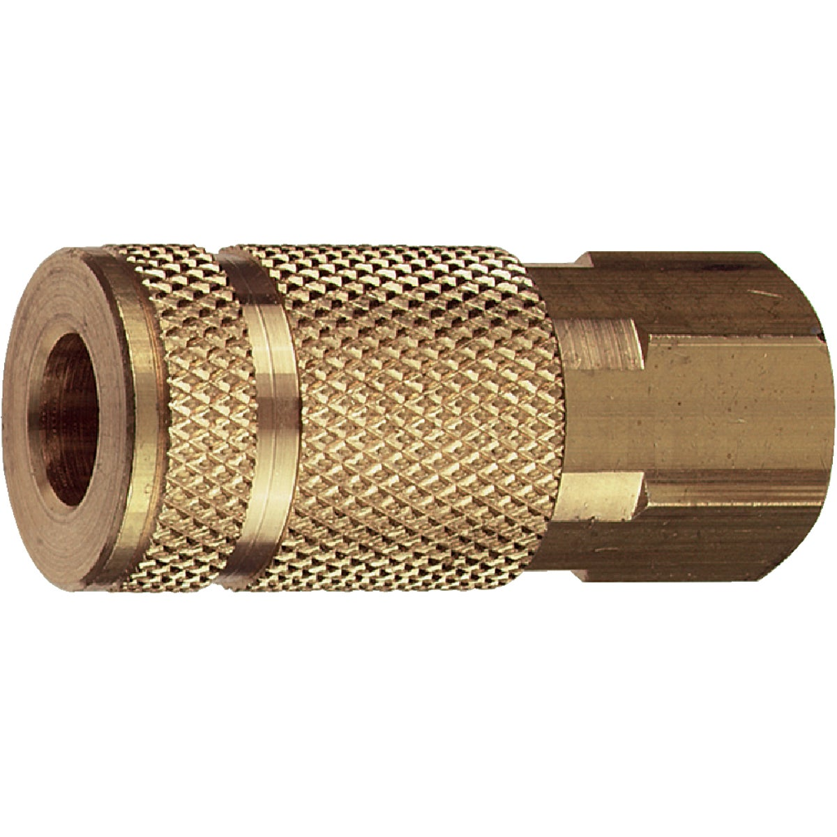 "1/4"" ARO FEMALE COUPLER - 13-335 by Plews  Lubrimatic"