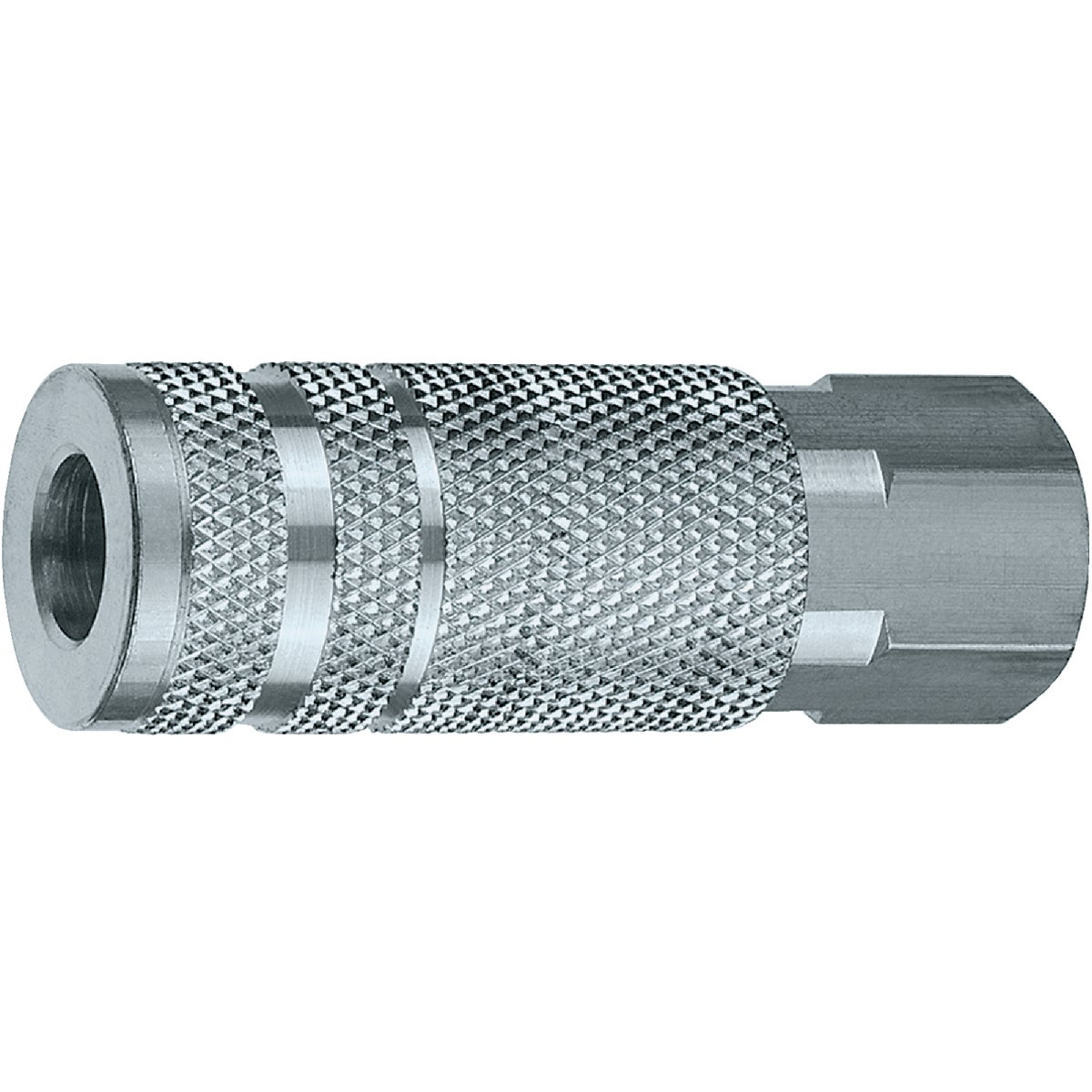 "1/4"" FEMALE COUPLER"
