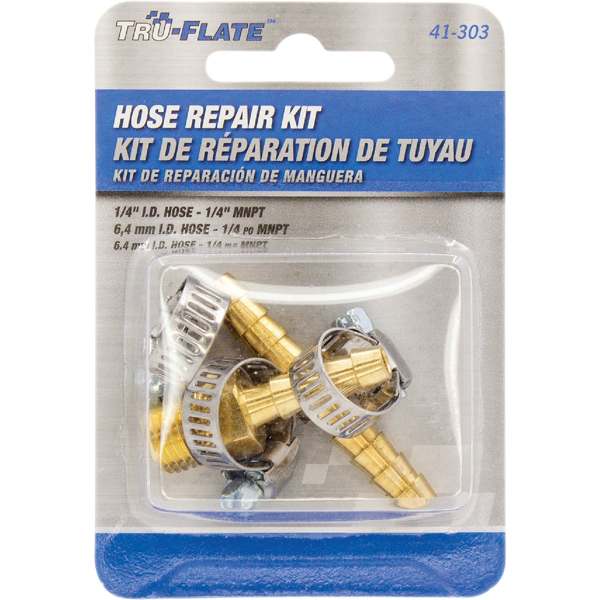 HOSE REPAIR KIT - 41-300 by Plews  Lubrimatic