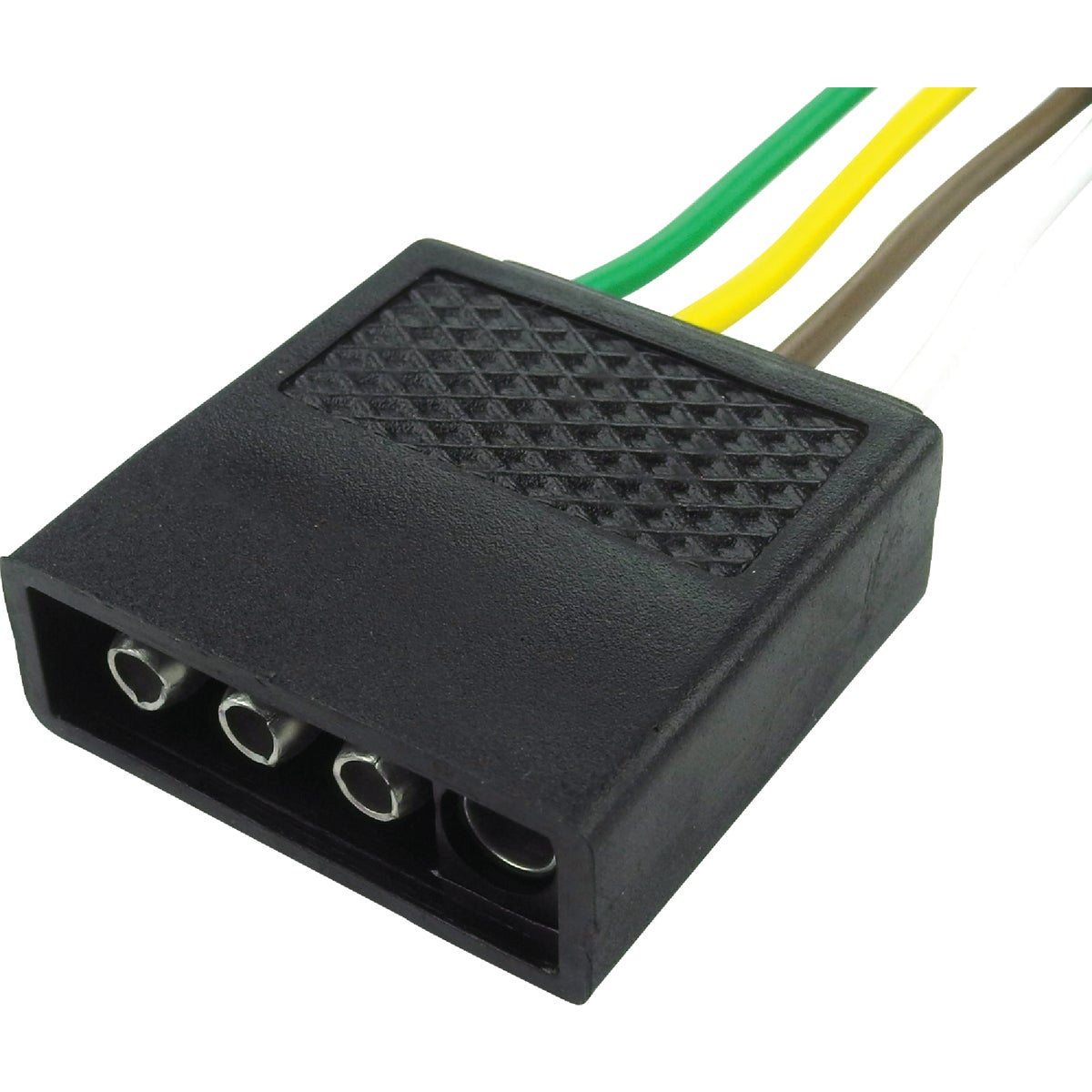 Flat Wire Trailer Side Connector