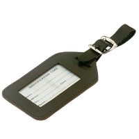 Lucky Line BLK OR BR LUGGAGE TAG 63101