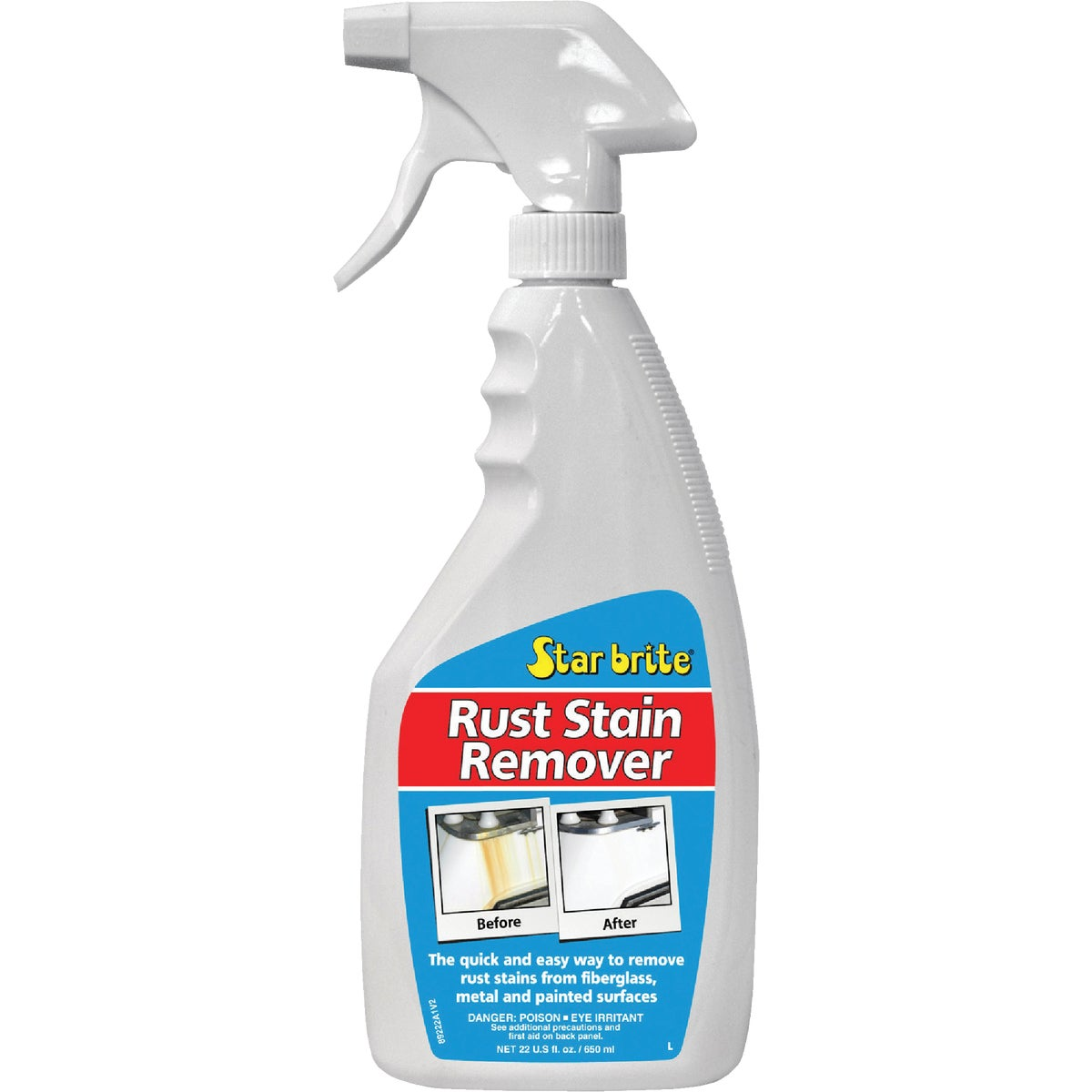 22OZ RUST STAIN REMOVER - 89222 by Seachoice Prod