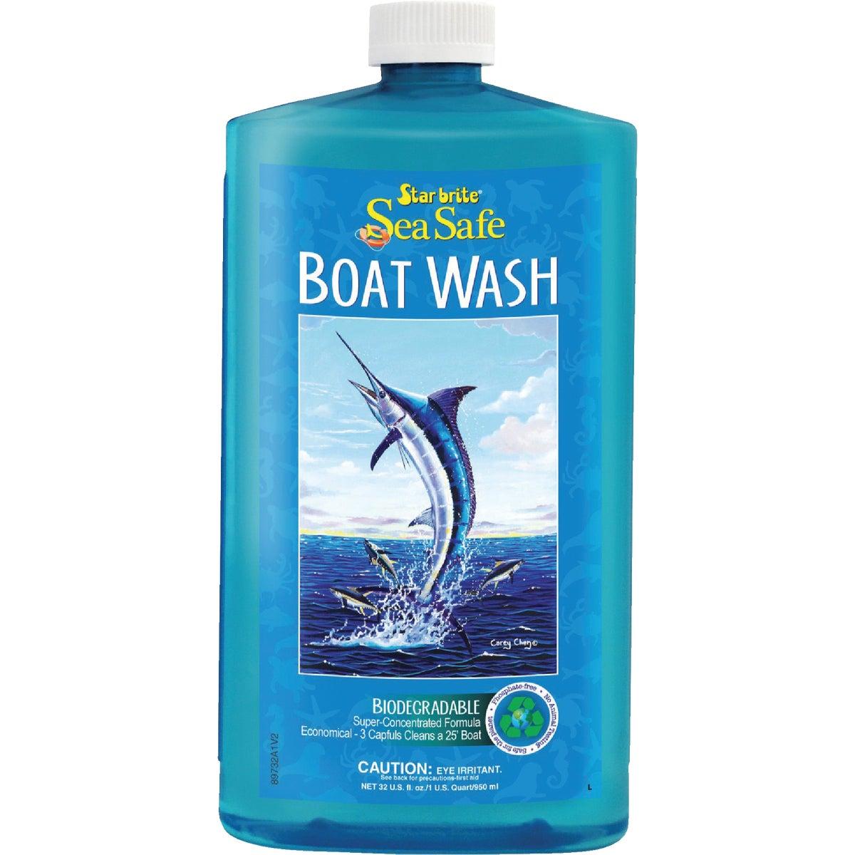 QT BOAT WASH
