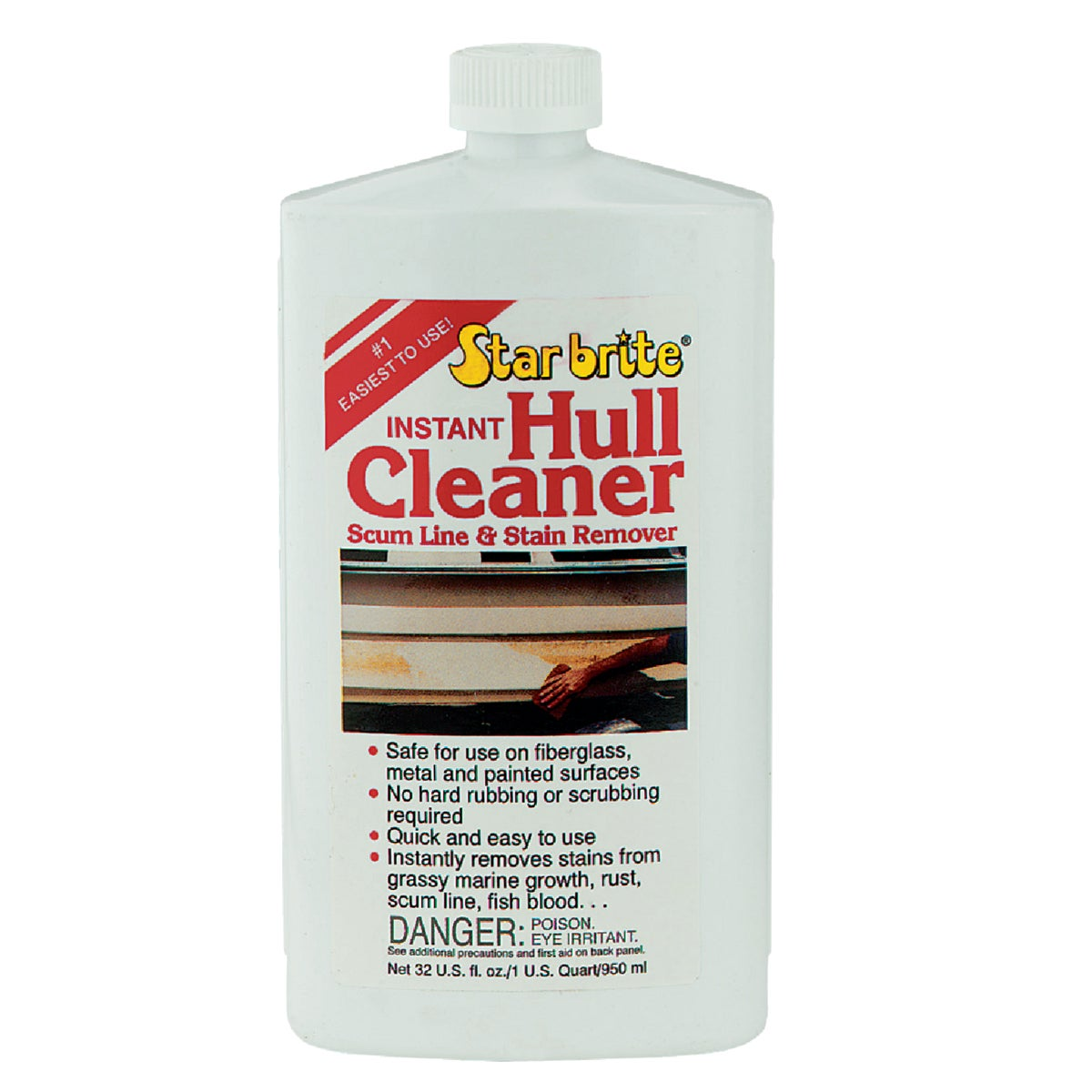 32OZ BOAT HULL CLEANER - 81732 by Seachoice Prod