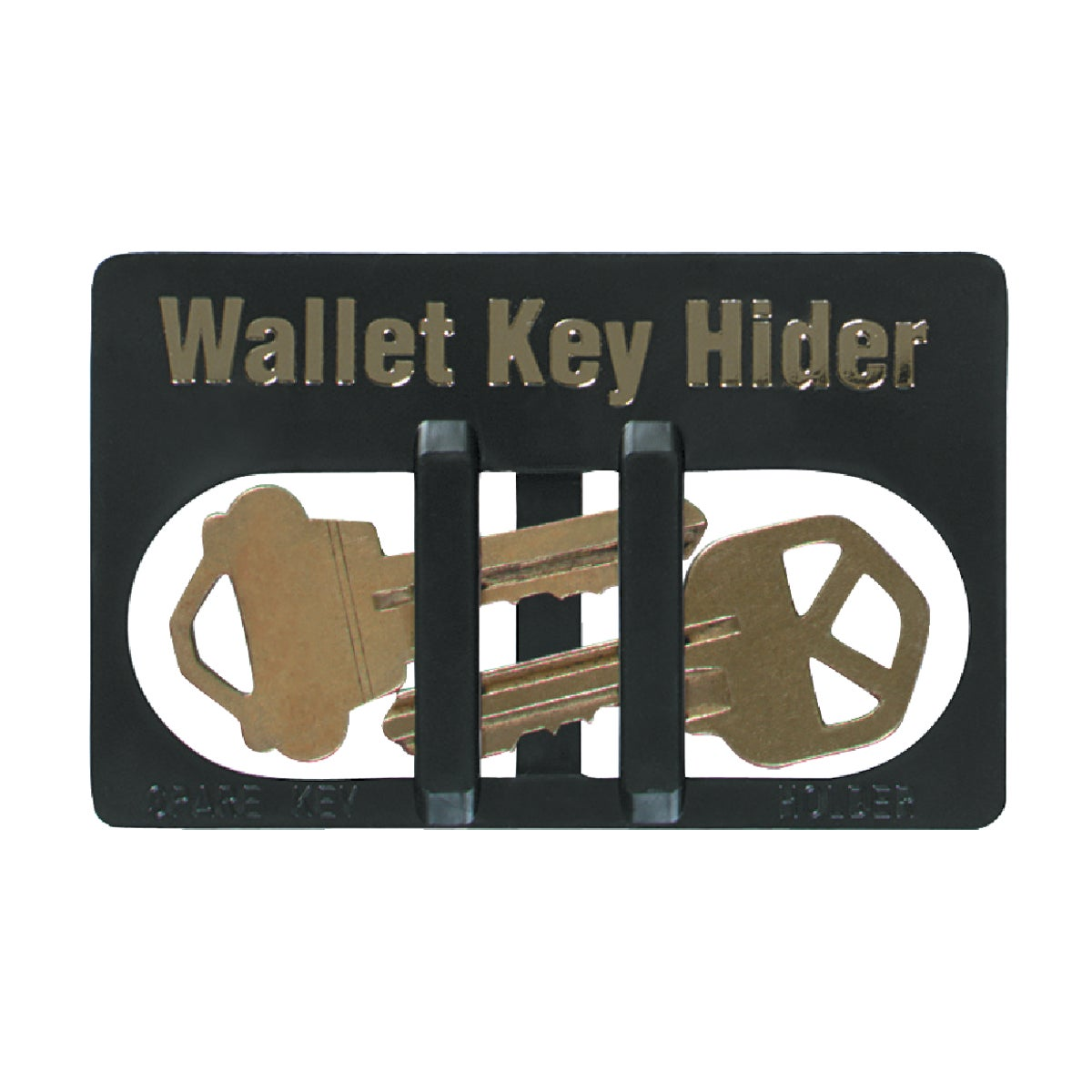 WALLET CARD KEY HIDER - 90901 by Lucky Line Prod Inc