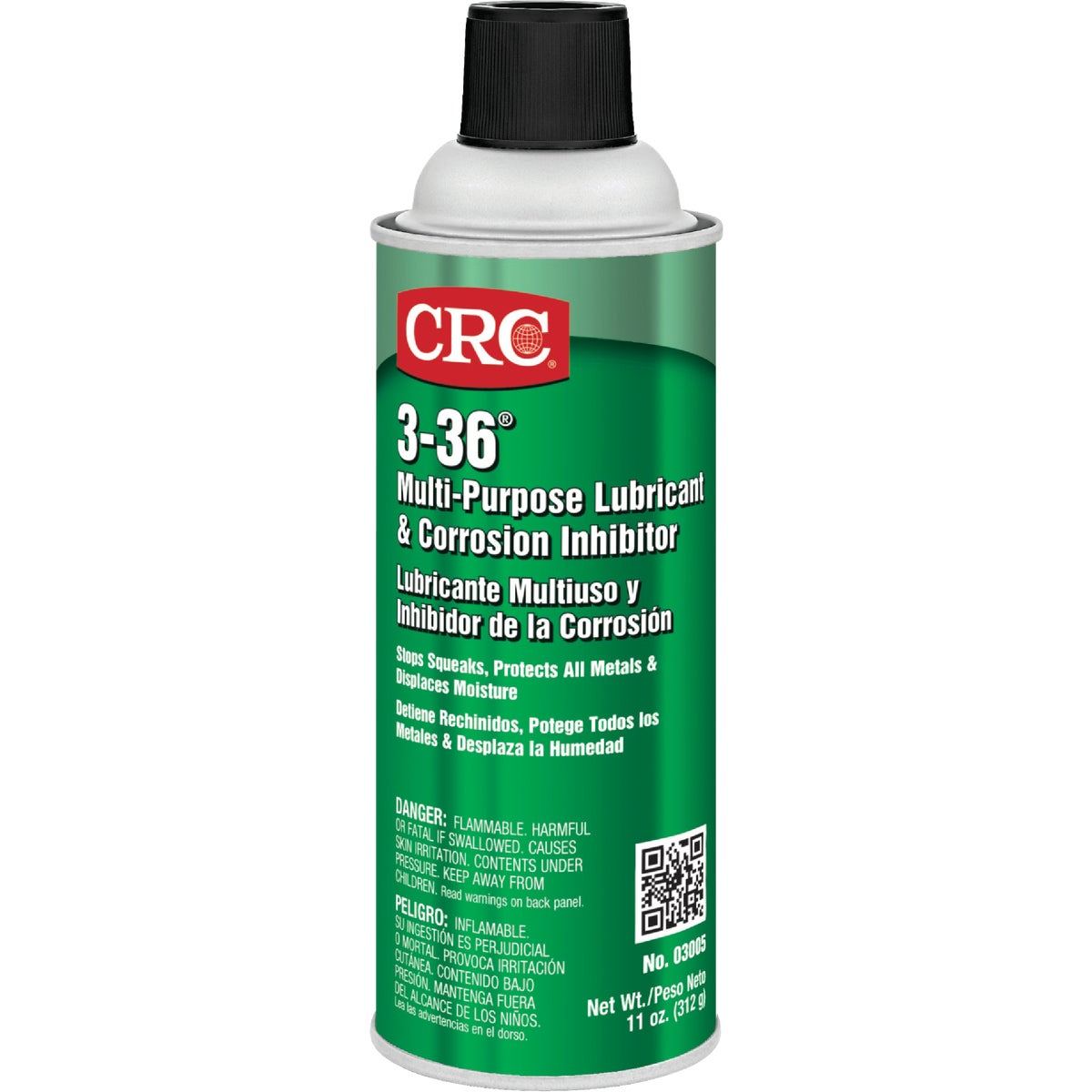 16OZ MULT-PURP LUBRICANT - 03005 by Crc Industries Inc