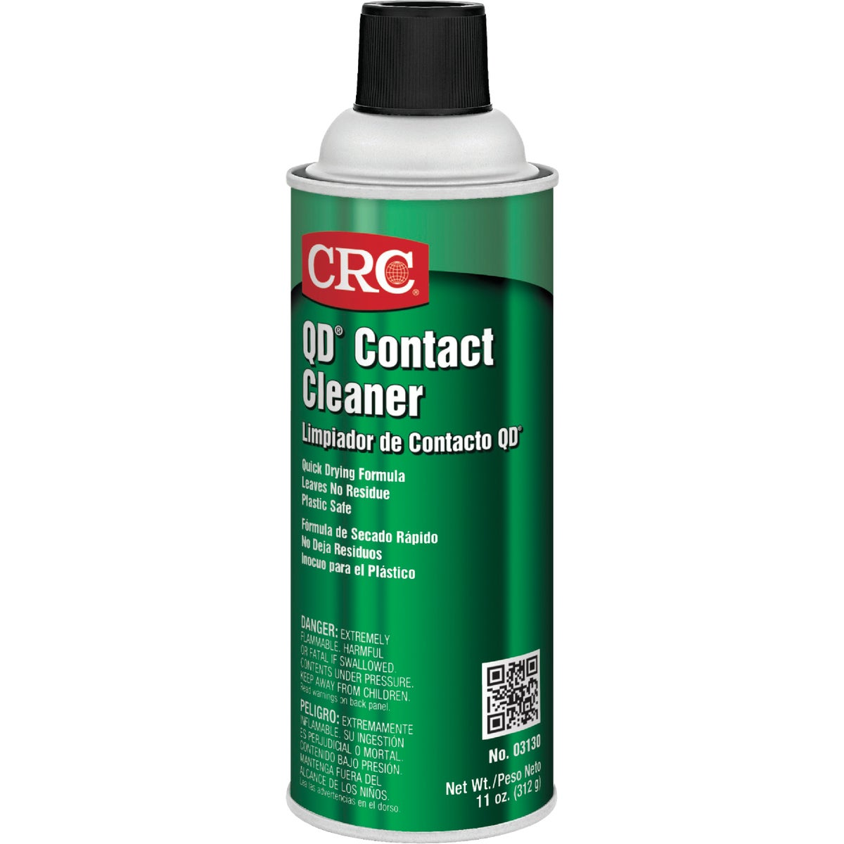 16OZ INDUST CONT CLEANER - 03130 by Crc Industries Inc