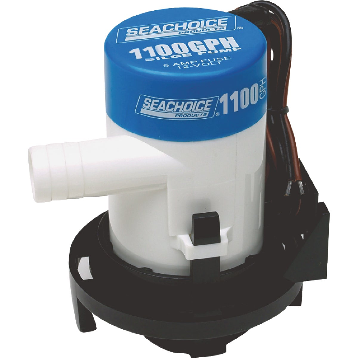 1000GPH BILGE PUMP - 19231 by Seachoice Prod