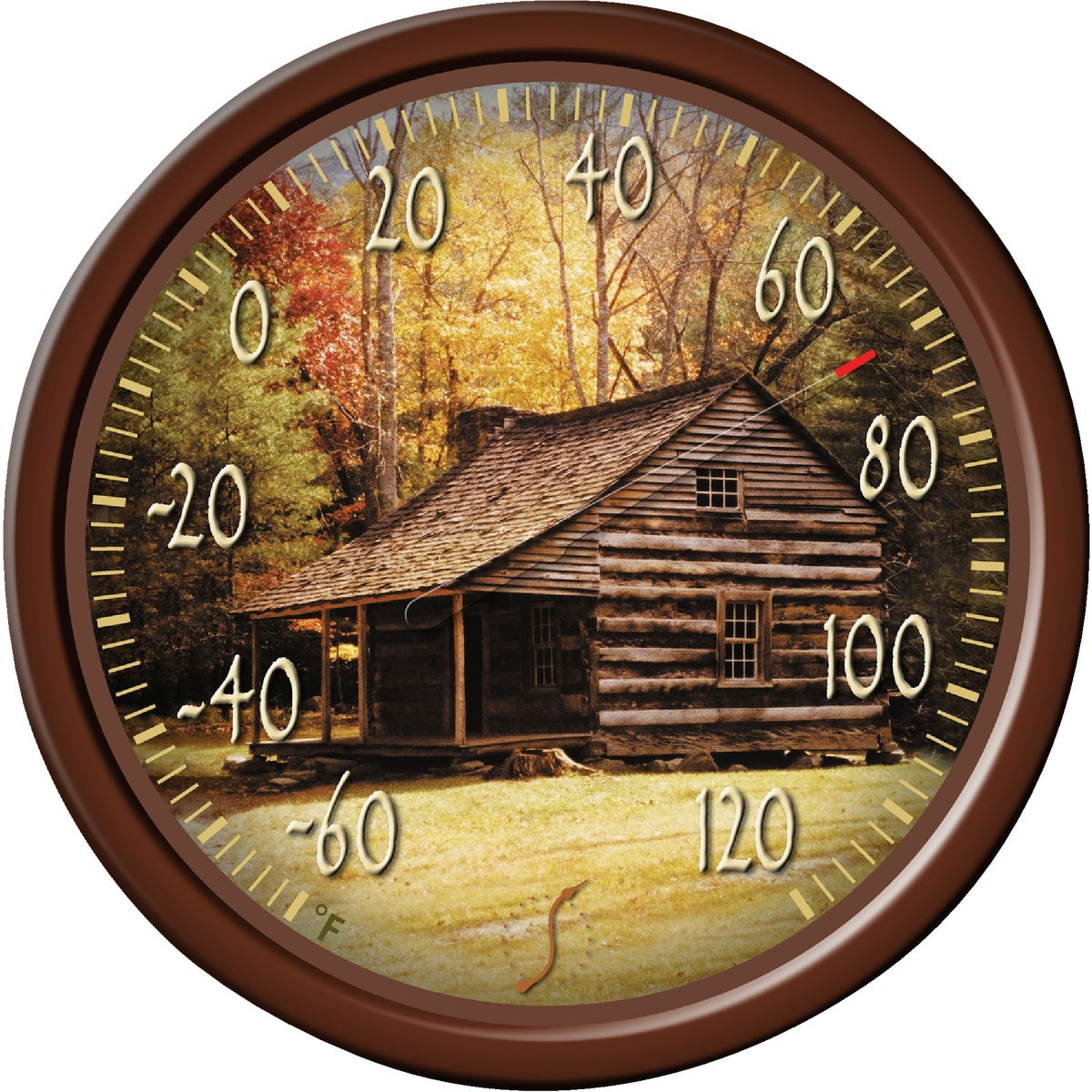 LODGE DIAL THERMOMETER - 90007-214 by Taylor Precision