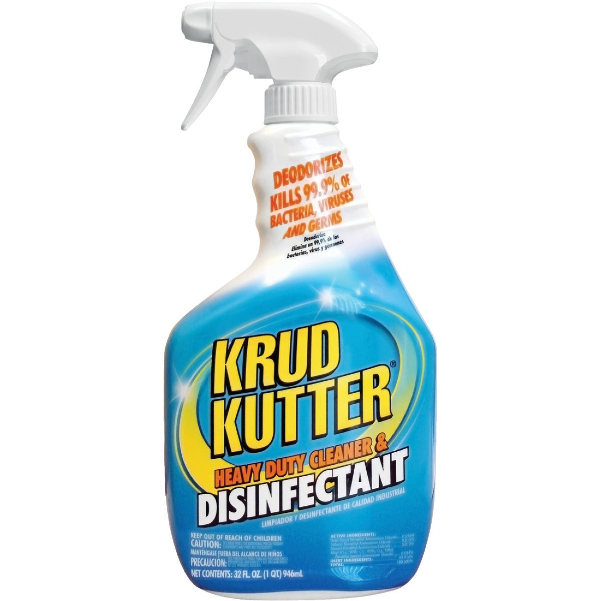 32Oz Cleanr/Disinfectant