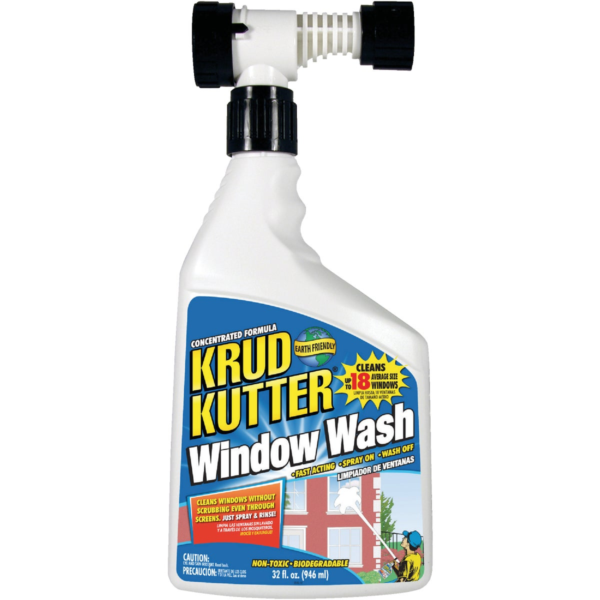 32Oz Windw/Outdr Cleaner