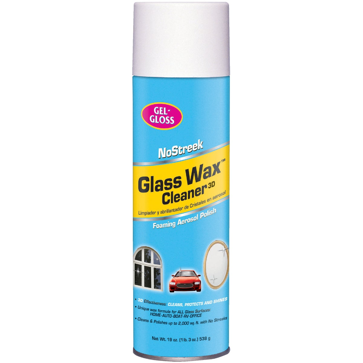 19Oz Glass Cleaner