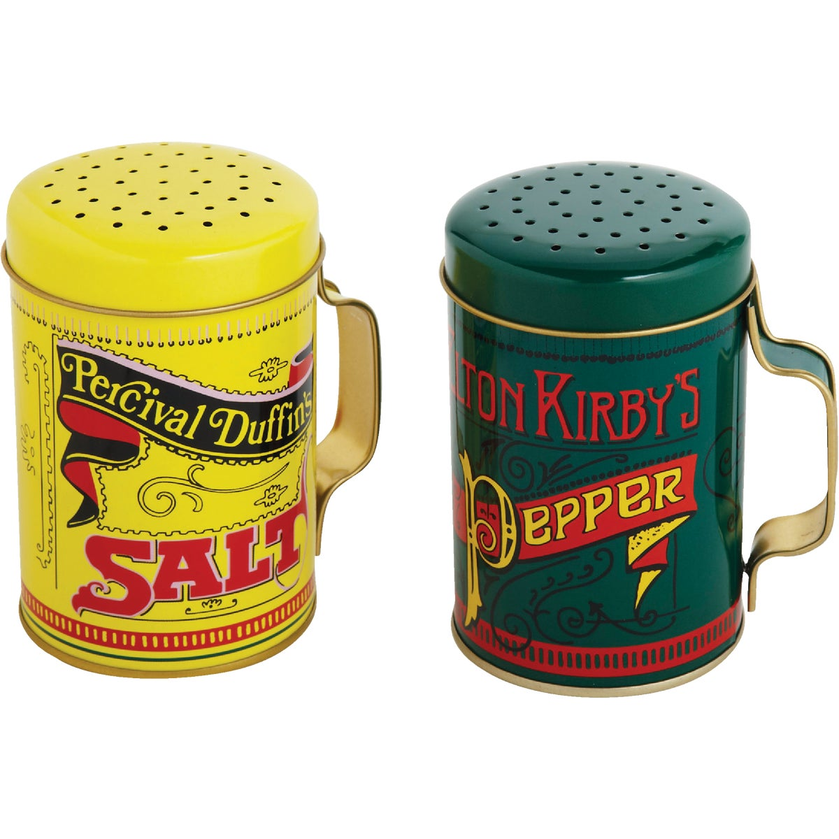 SALT & PEPPER SHAKER SET - 713 by Norpro