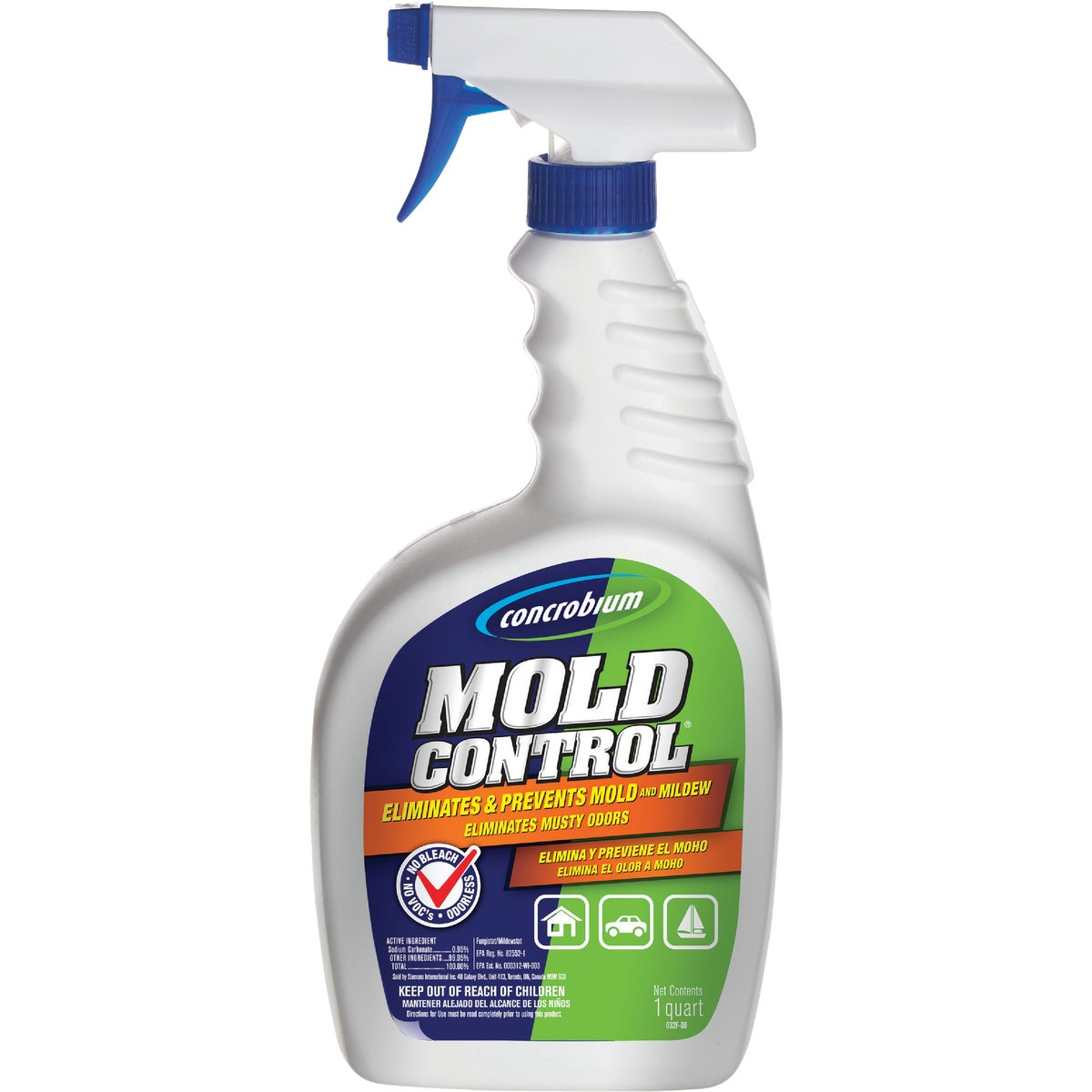 32OZ MOLD CONTROL - 025-326 by Siamons Intl