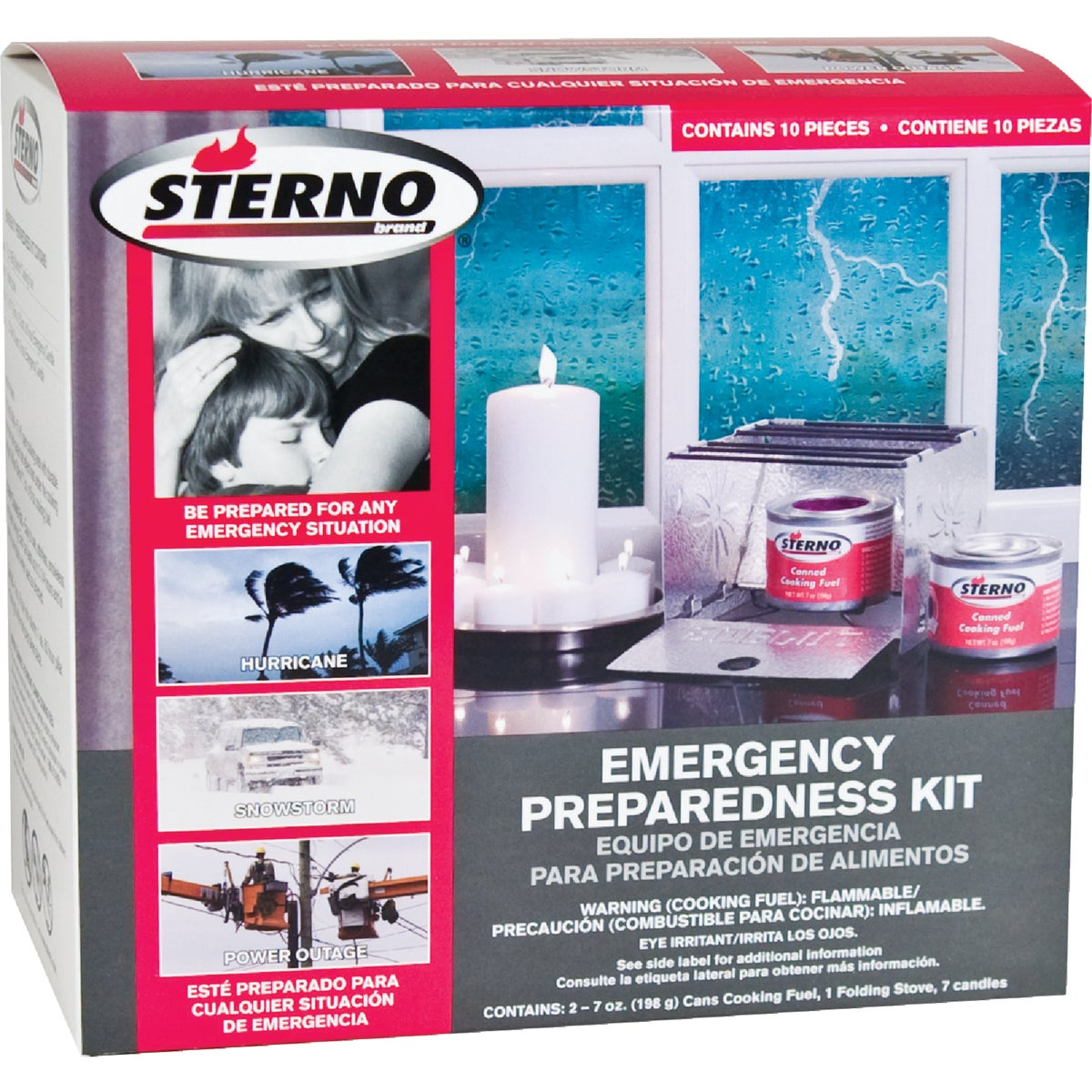 EMERGENCY PREP KIT - 60001 by Sterno Group Llc