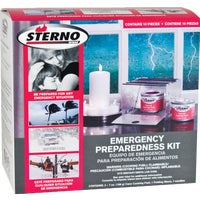 Sterno Emergency Preparedness Kit, 70156