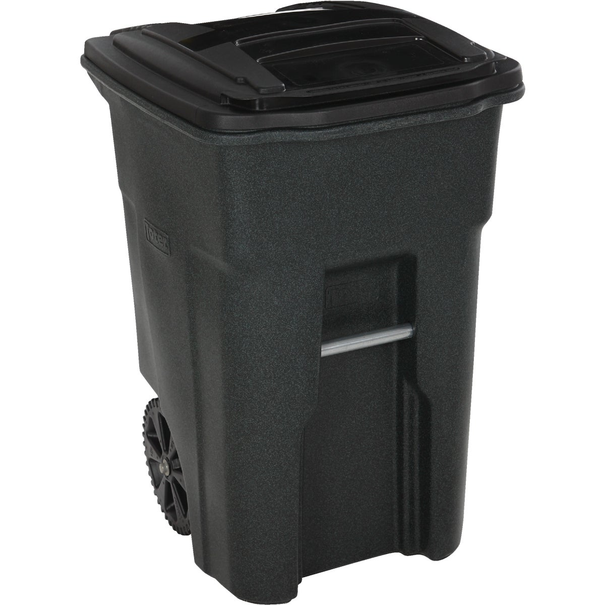 48GAL 2-WHEEL TRASH CAN - 025548-D1GRS by Toter
