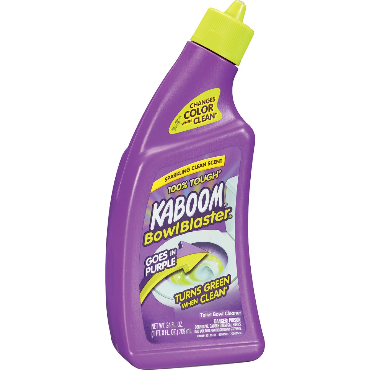 KABOOM BowlBlaster Toilet Bowl Cleaner, 35125