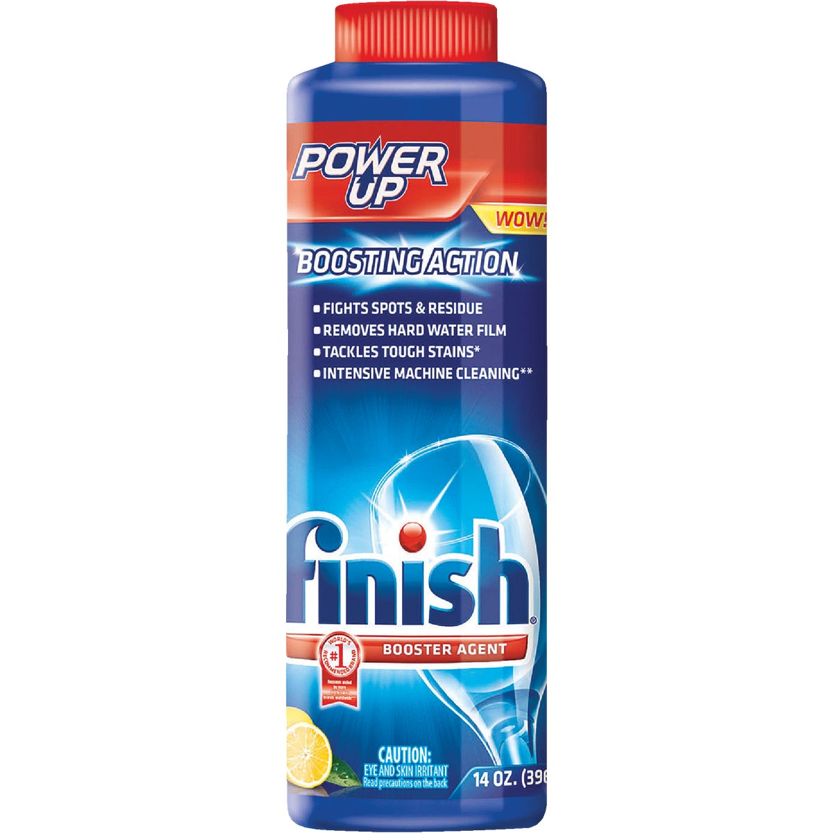 14OZ FINISH POWER-UP - 5170085272 by Reckitt Benckiser