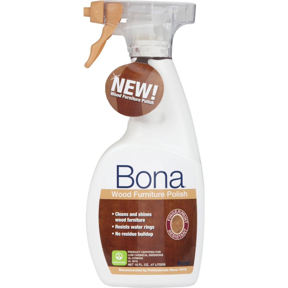 Bona Wood Polish for Furniture, WP650052001