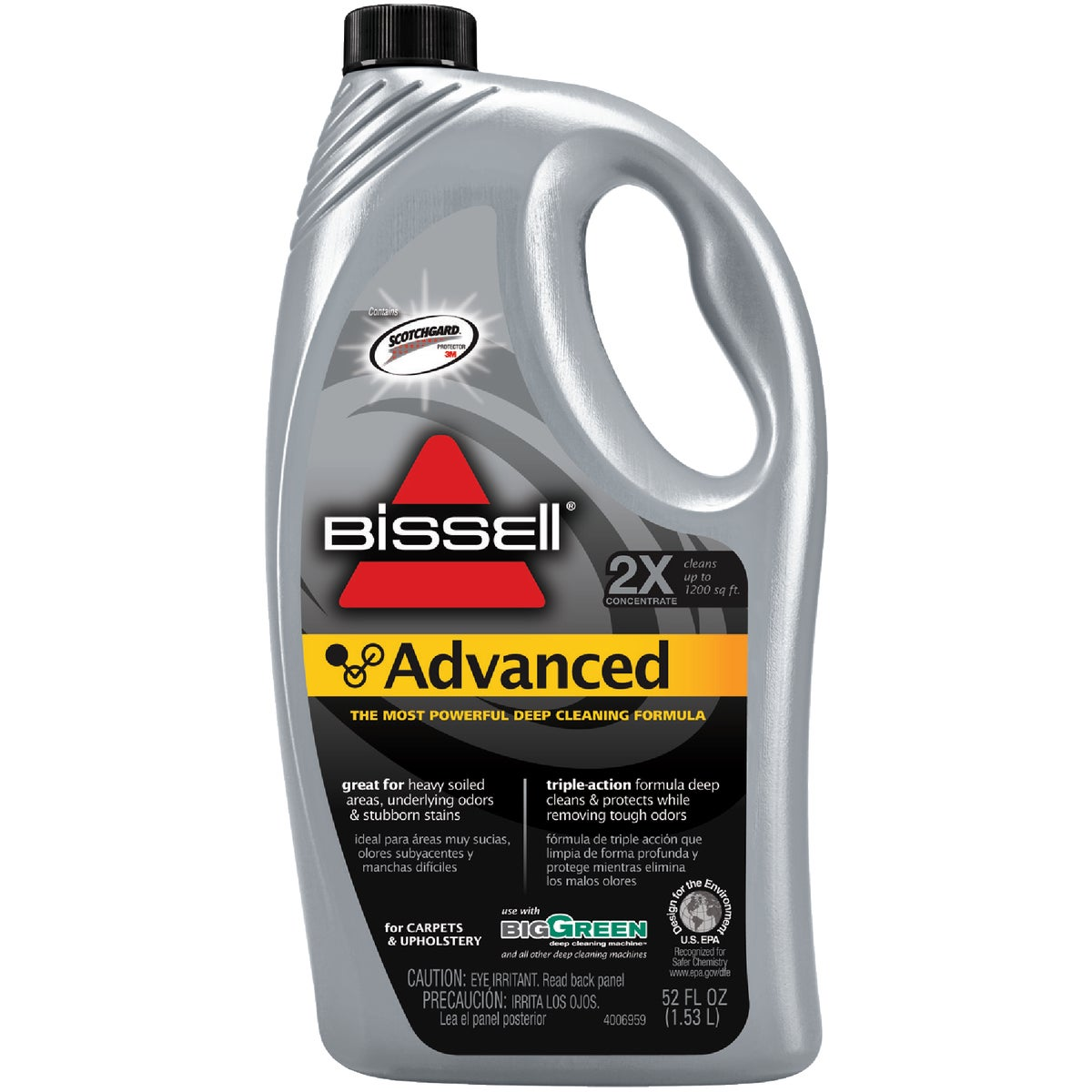52OZ ADVANCED FORMULA - 49G51 by Bissell Rental Llc