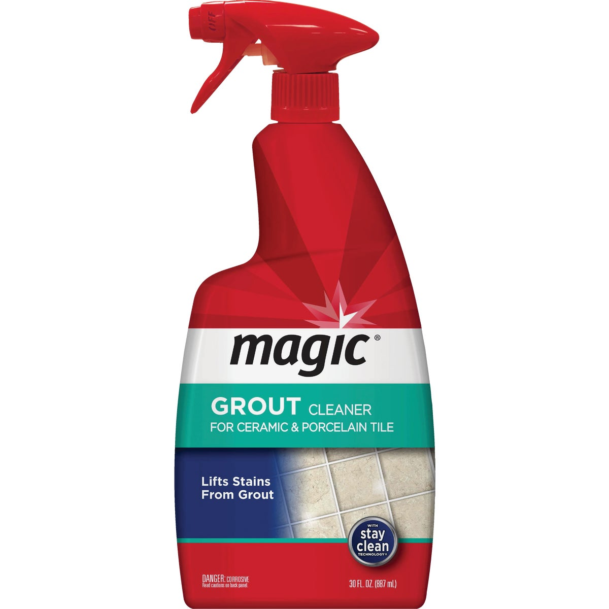 30OZ GROUT CLEANER - 1819 by Magic Ntrl Magic Sci