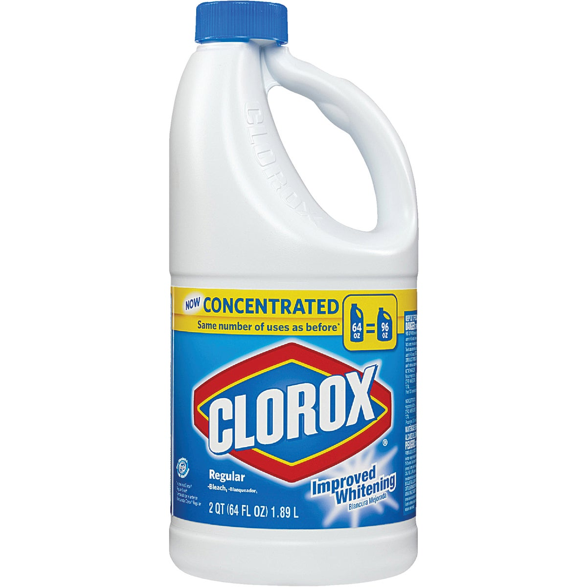 Clorox Regular Concentrated Liquid Bleach, 30769