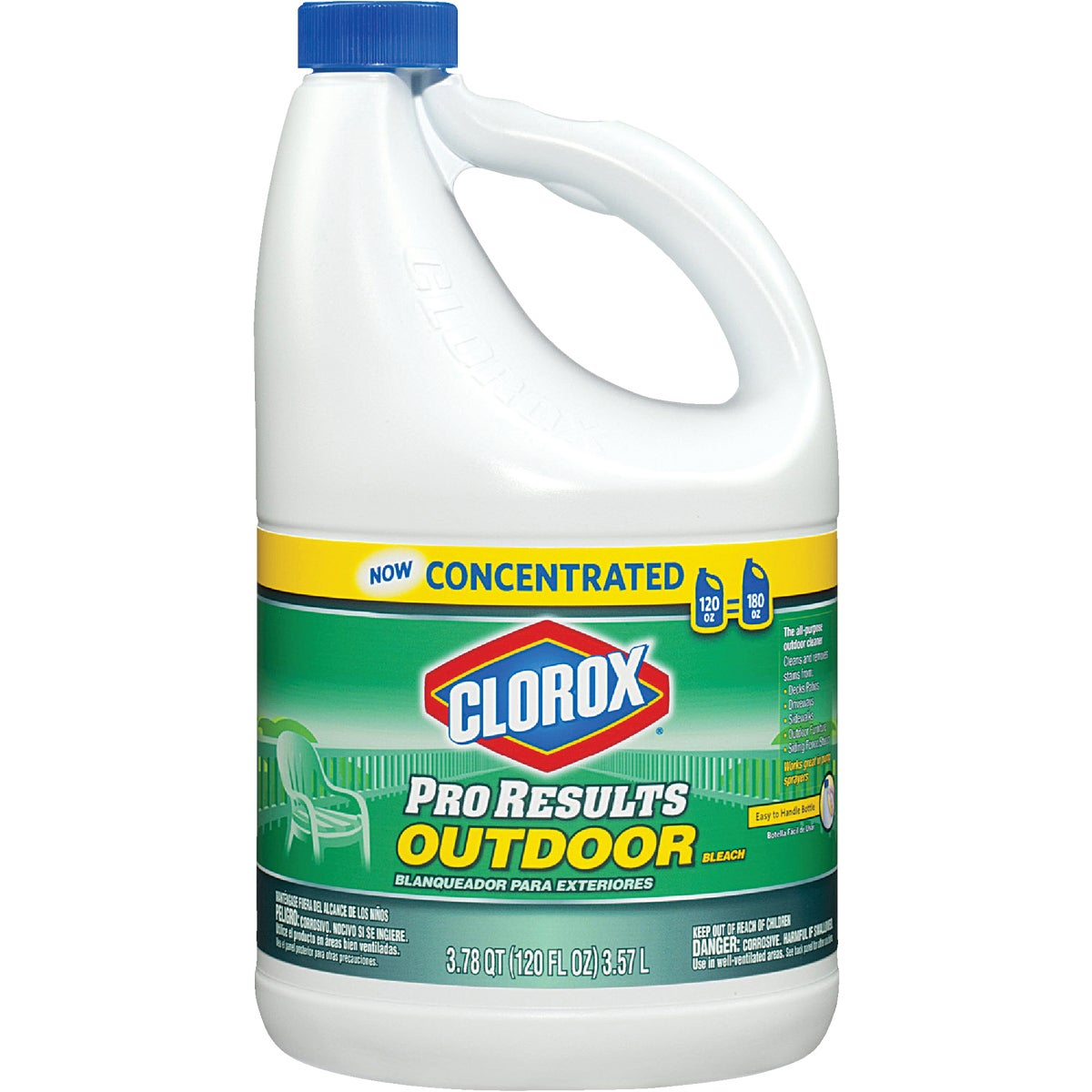 120OZ OUTDR CONC BLEACH - 30791 by Clorox/home Cleaning