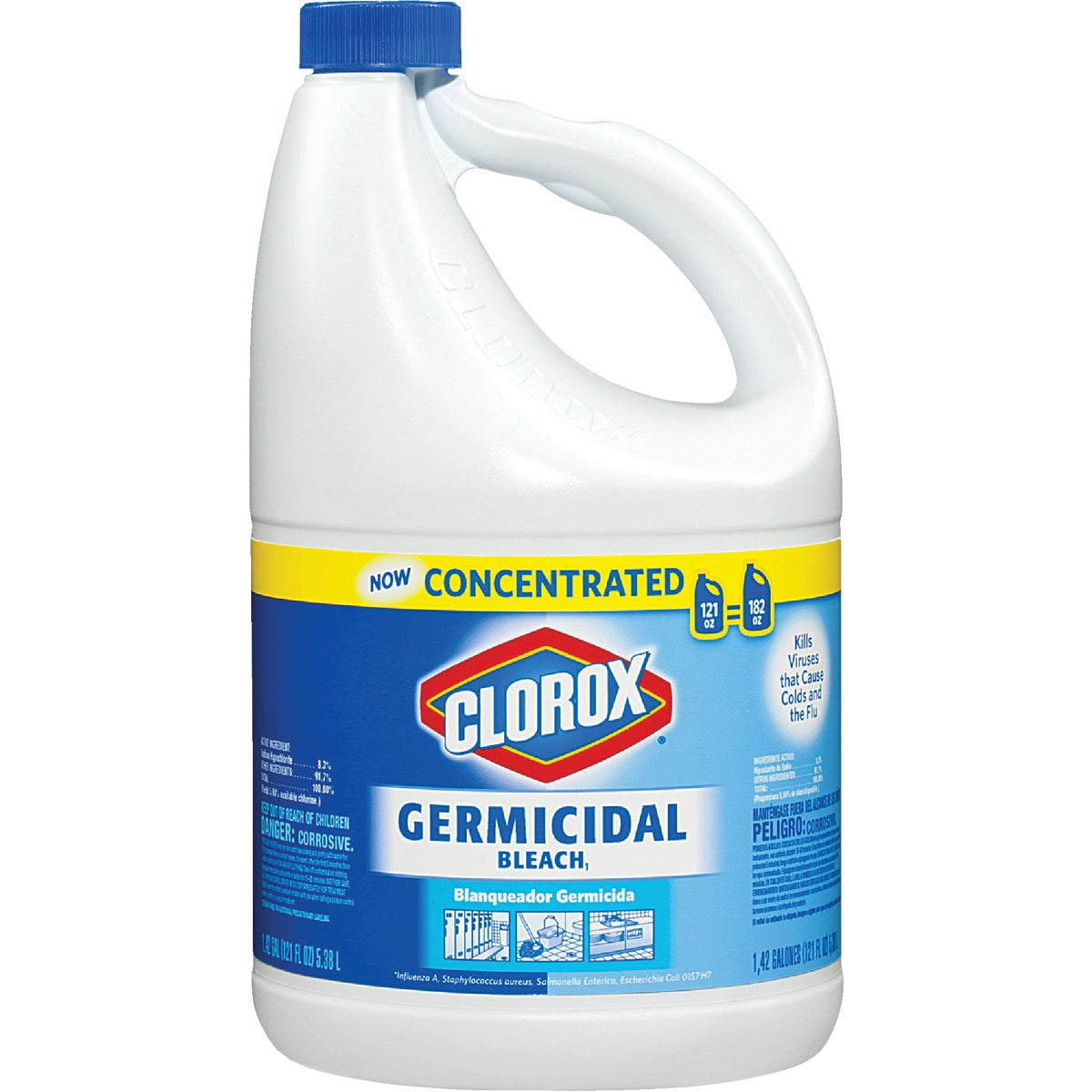 121OZGERM CONC BLEACH - 30790 by Clorox/home Cleaning