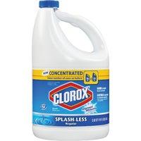 Clorox Splash-Less Concentrated Liquid Bleach, 30784