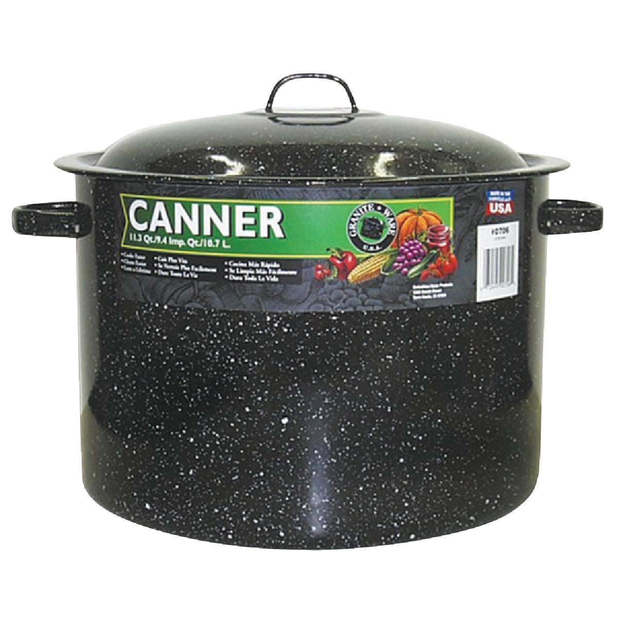 11.5QT CANNER - 0706-6 by Columbian Home Prod