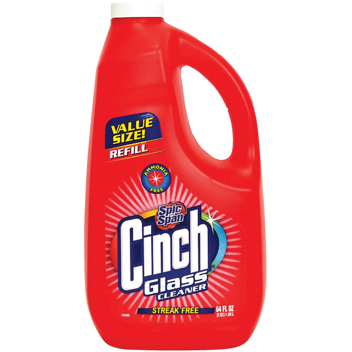 Spic & Span Cinch Glass & Surface Cleaner, 203