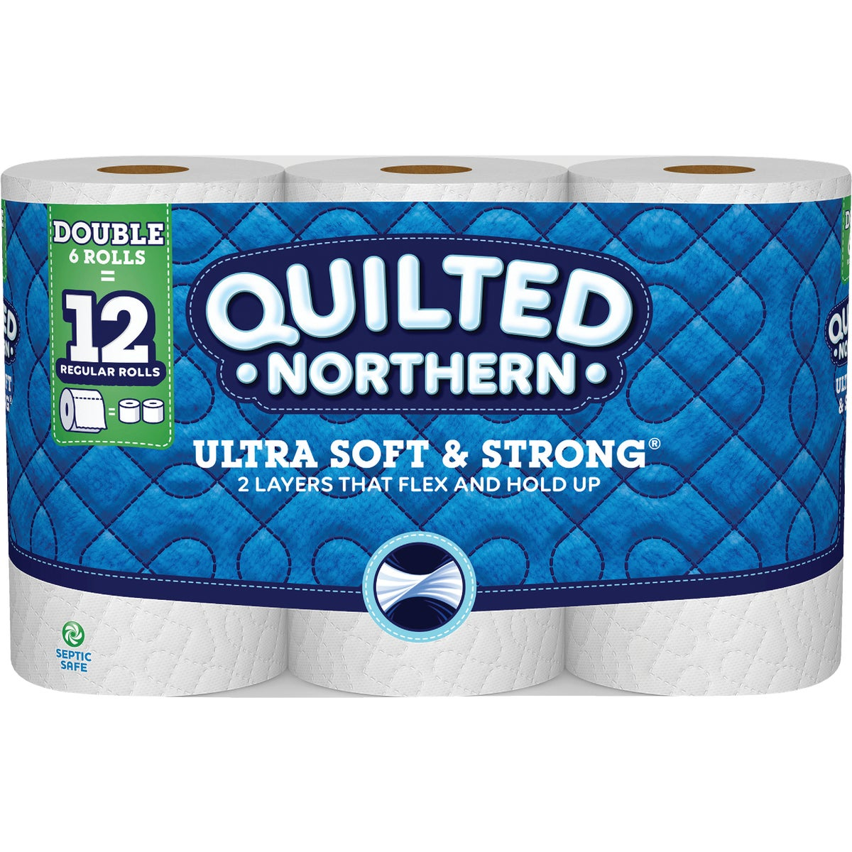 6RL QT NORTH TOIL TISSUE - 96362 by Georgia-pacific Corp