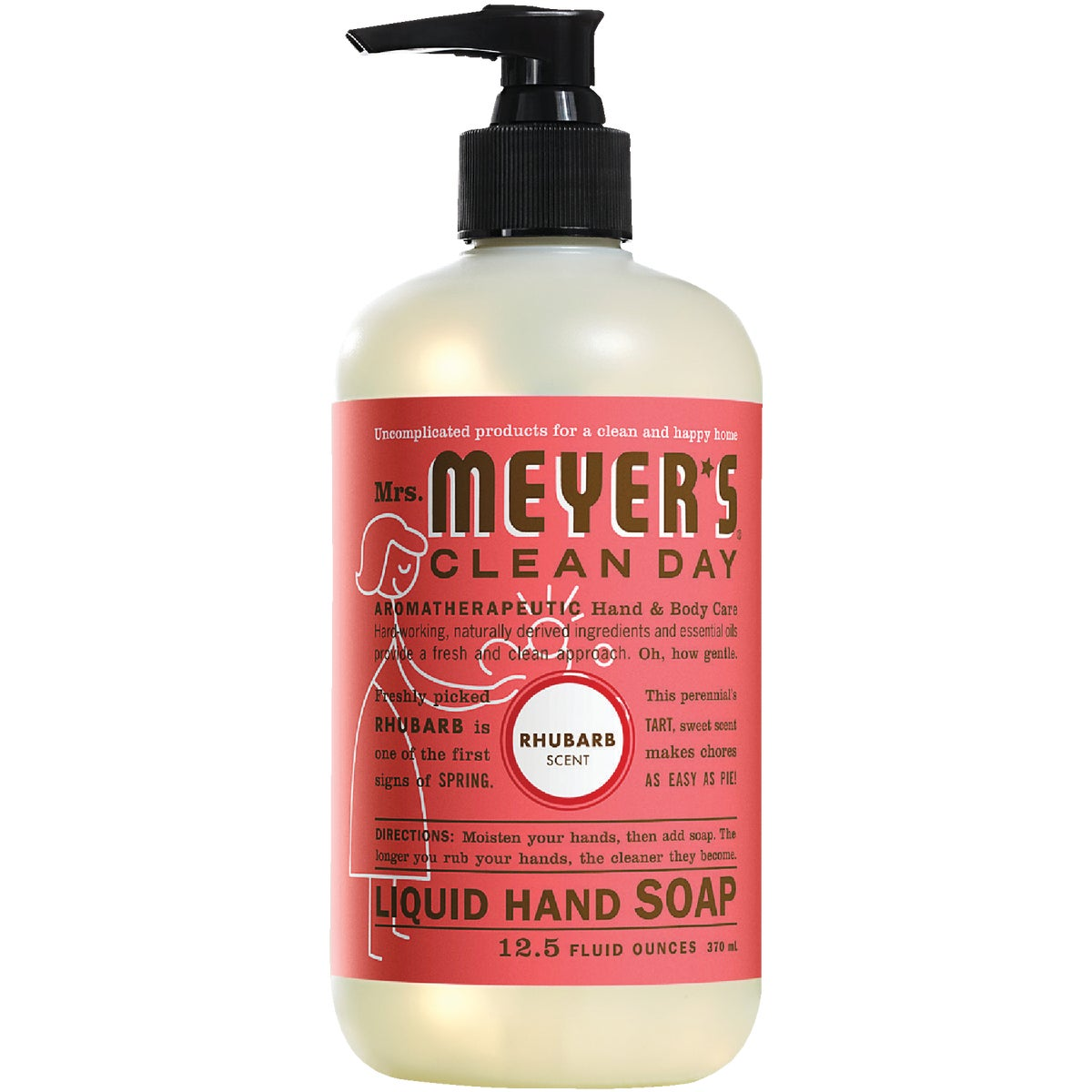 RHUBARB LIQUID HAND SOAP