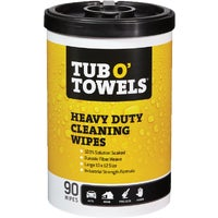Tub O' Towels Cleaning Wipes
