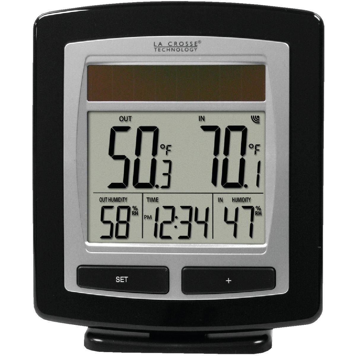 WIRELESS WEATHER STATION - WS-6010U-IT-CBP by Lacrosse Technology