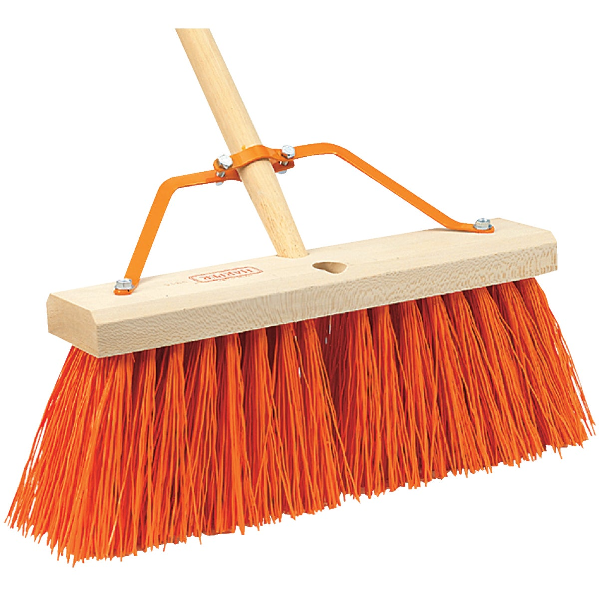 "16"" ROUGH STREET BROOM - 9816A by Harper Brush Incom"
