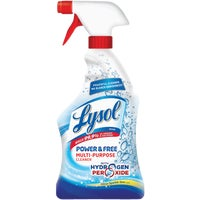 Lysol Power & Free All-Purpose Cleaner with Hydrogen Peroxide, 1920085017