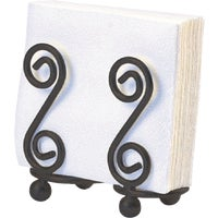 Spectrum BLACK NAPKIN HOLDER 44210