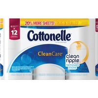 Kimberly-Clark Corp. 6PK COTTNELE BATH TISSUE 11642