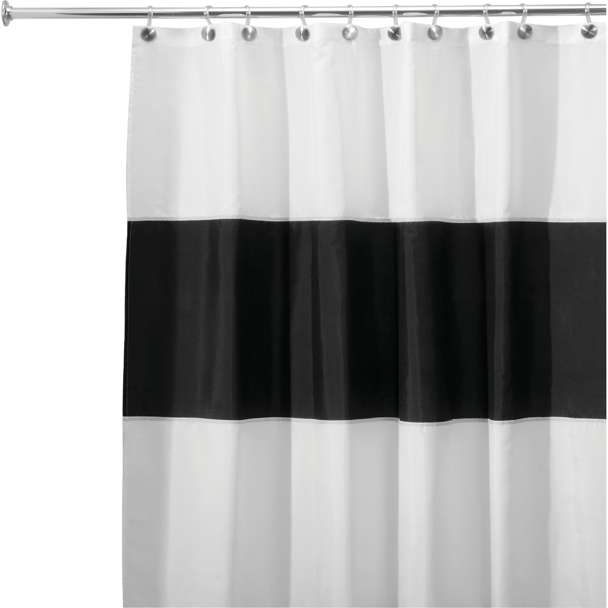 ZENO WP SHOWER CURTAIN - 26910 by Interdesign Inc