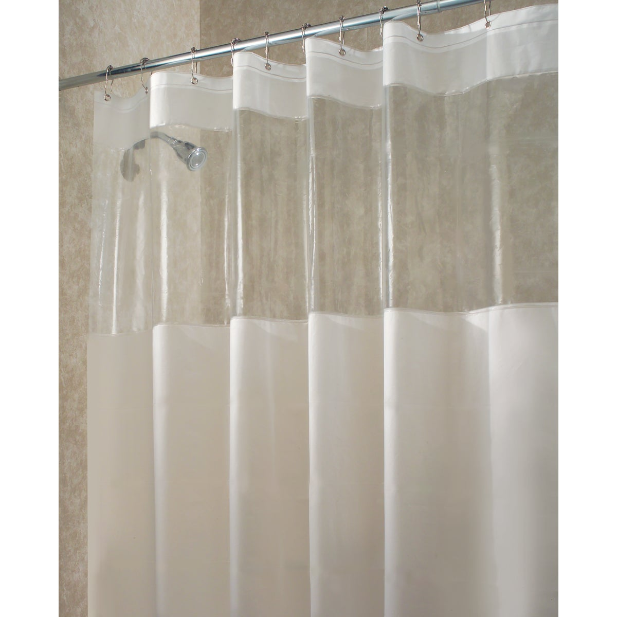 HITCHCOCK SHWR CURTAIN - 26680 by Interdesign Inc