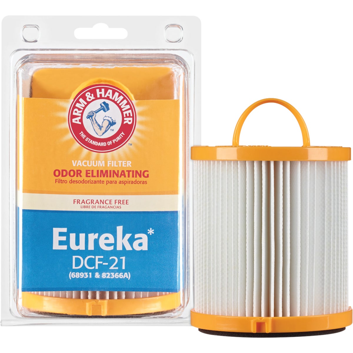 Eureka DCF-25 Vacuum Filter, 67600-2