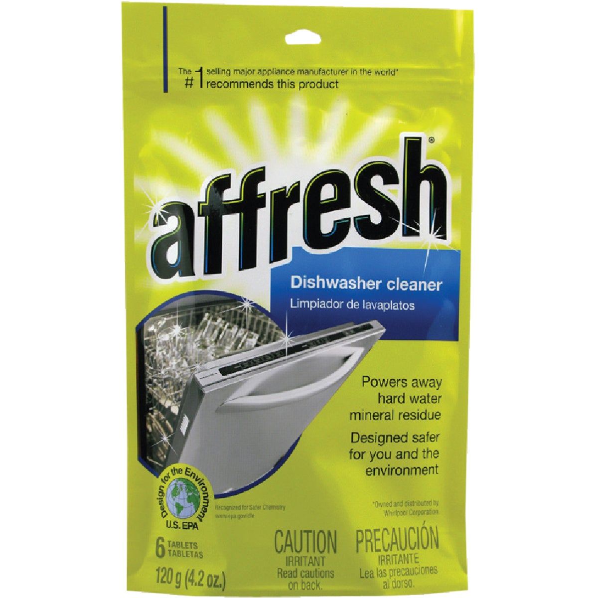 AFFRESH DISHWSHR CLEANER