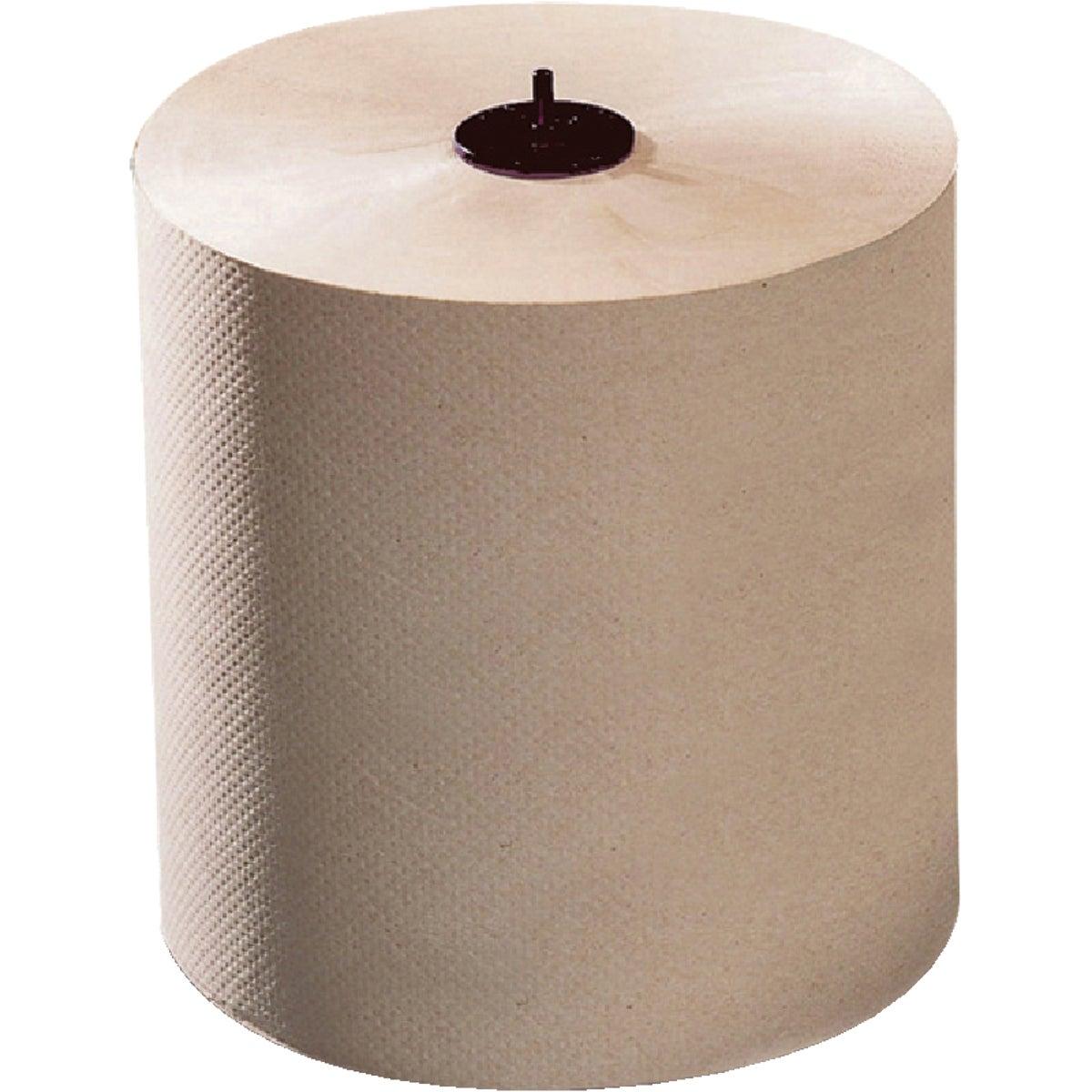 Brown Roll Towel