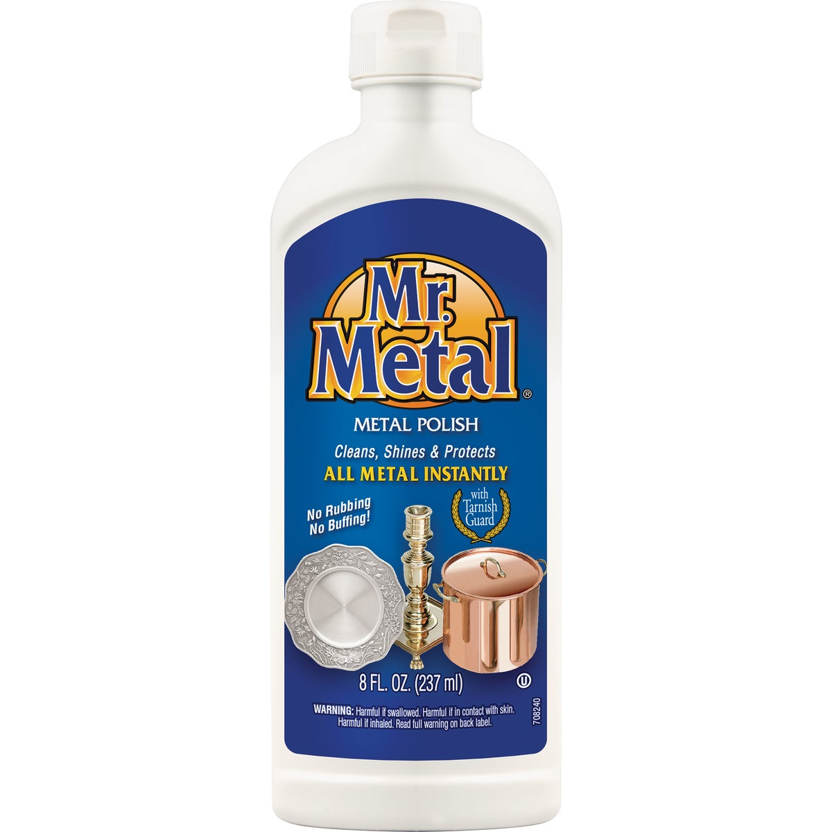 MR METAL 8 OZ POLISH - 707284 by Northern Labs