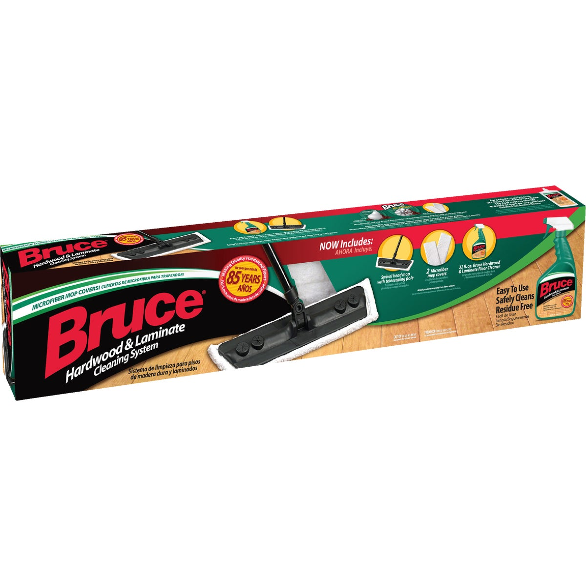 Bruce Laminate And Wood Floor Cleaner