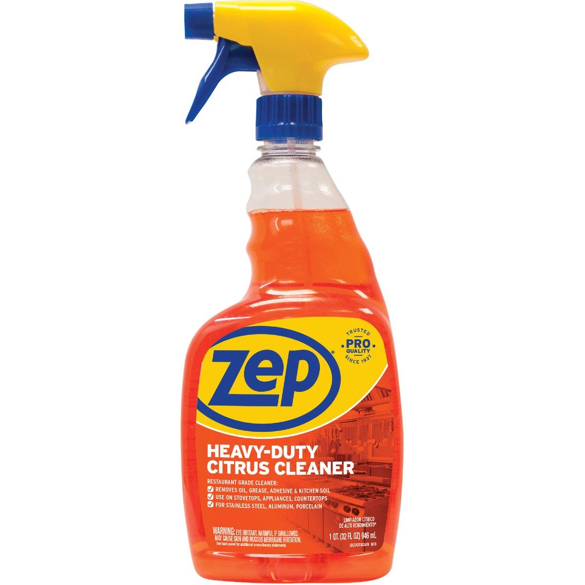 Zep Heavy-Duty Citrus Cleaner & Degreaser