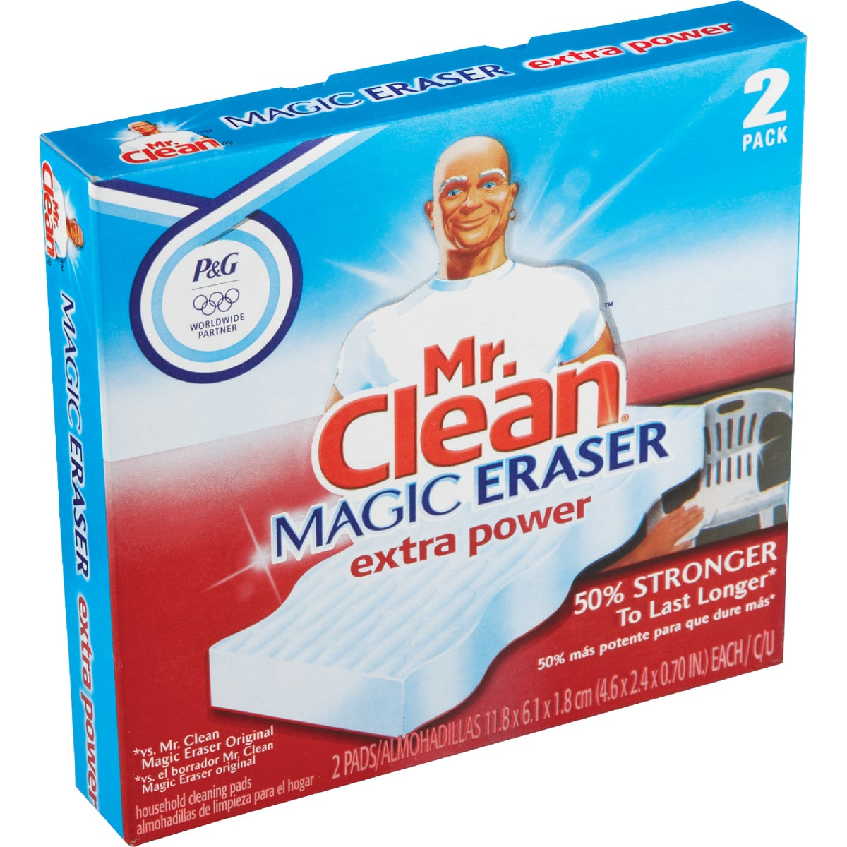 Mr. Clean Magic Eraser with Extra Power